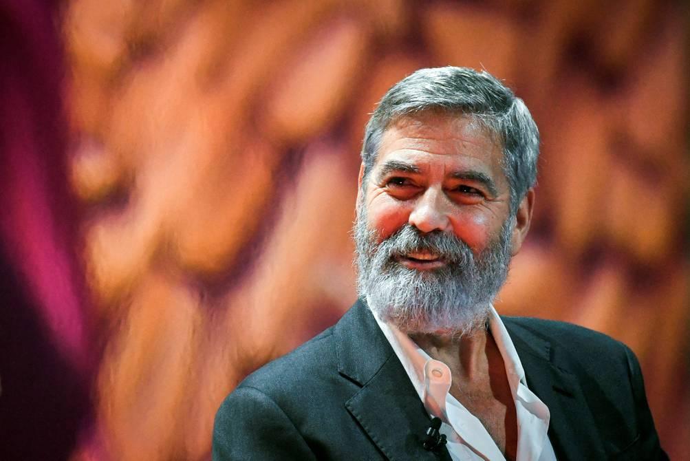 Clooney, un padre responsable a los 60 pero que no abandona su faceta de superestrella