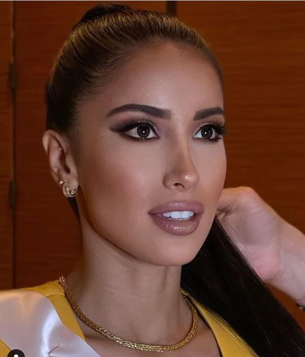 Leyla Espinoza, Miss Ecuador, a una semana de Miss Universo