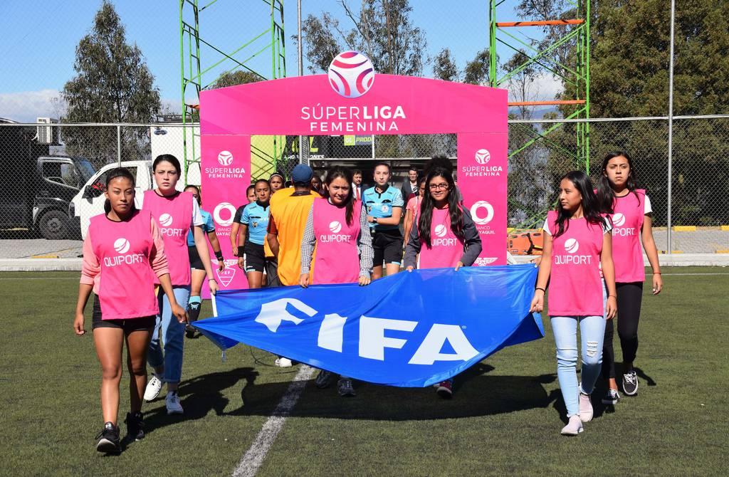 Superliga Femenina se jugará con 16 equipos