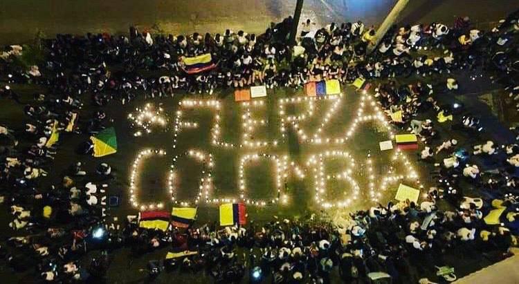 Shakira, Carlos Vives, Justin Bieber y más artistas hacen un llamado al gobierno de Colombia; piden medidas urgentes