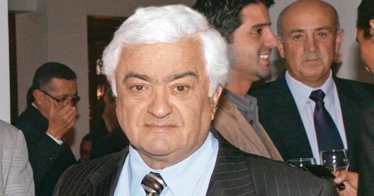Fallece el empresario cuencano Juan Eljuri Antón