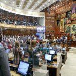 'Camisetazos', característica del primer mes de la nueva Asamblea Nacional