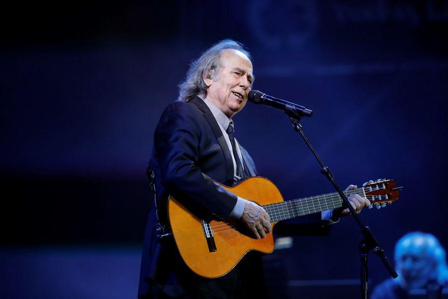 Joan Manuel Serrat celebra el aniversario 50 de 'Mediterráneo', su disco icónico