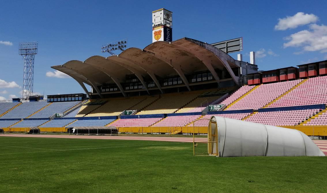 Partidos de LigaPro en Quito podrán disputarse con el 30% de aforo, anuncia alcalde Jorge Yunda