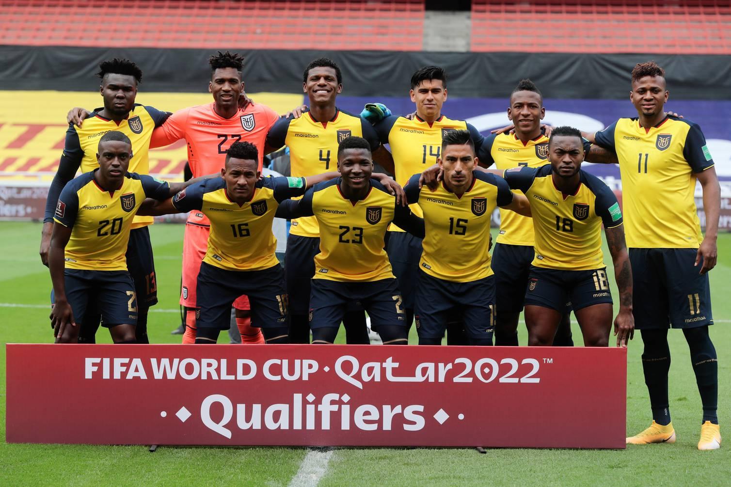 Los 28 convocados de Ecuador para la Copa América 2021 en Brasil
