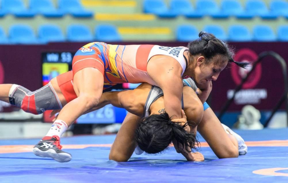 Luisa Valverde es la deportista 34 de Ecuador, segunda en lucha libre, para los Juegos Olímpicos de Tokio