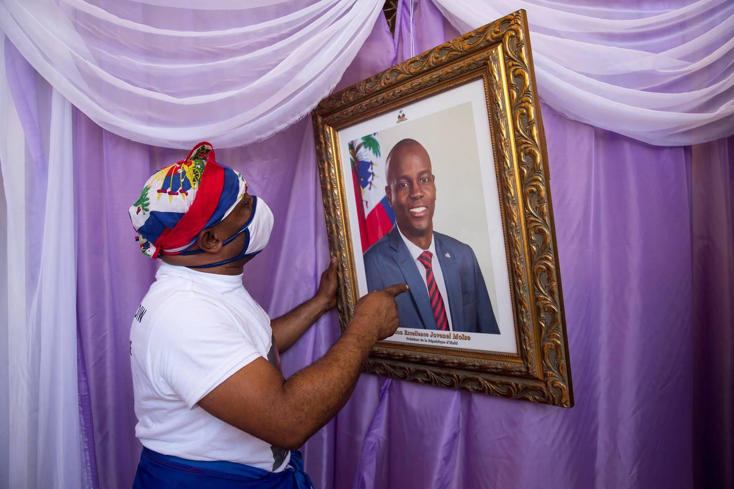 EE. UU. y Colombia enviarán misiones diplomáticas a Haití, que prepara el funeral del presidente Jovenel Moïse