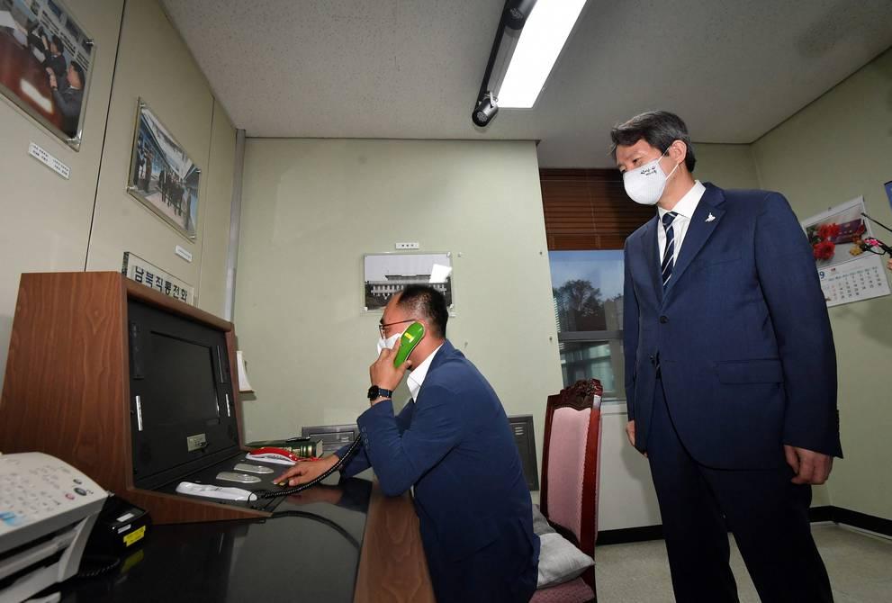 Corea del Norte y del Sur acuerdan restaurar comunicaciones tras un año de estar cortadas