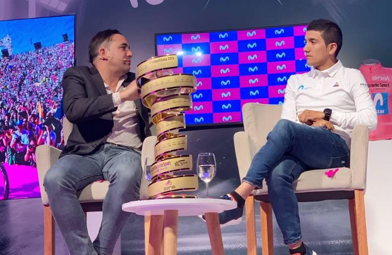 'Oro olímpico no pone a Richard Carapaz como figura en Ineos; el Tour de Francia, sí', afirma Mario Sábato