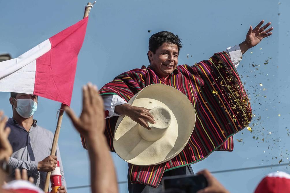 Perú y la incertidumbre por el giro en política económica que podría dar su nuevo presidente, Pedro Castillo