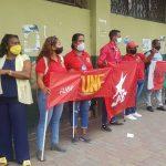 Docentes de otras provincias se unen a la huelga en defensa de las reformas a la LOEI