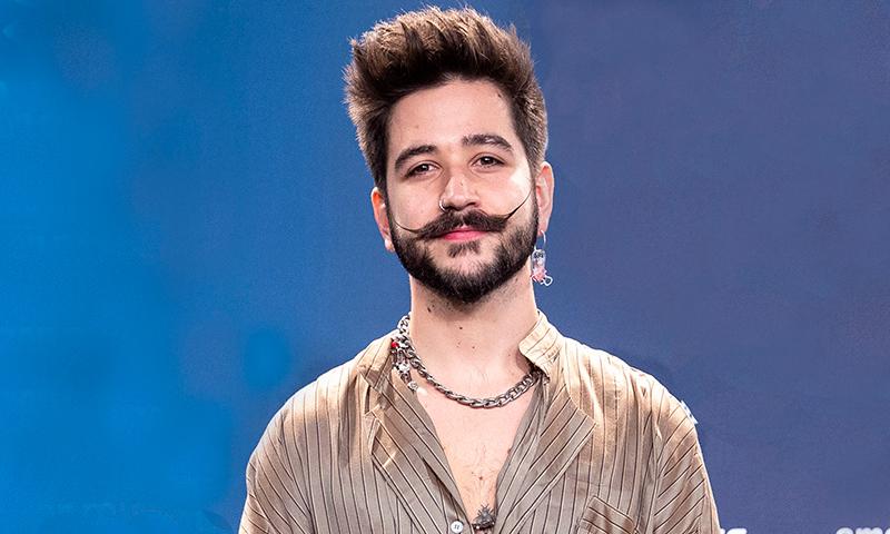Camilo disfruta de su 'vida de rico' en Pamplona, con concierto repleto; repite 'sold out' en su gira en España
