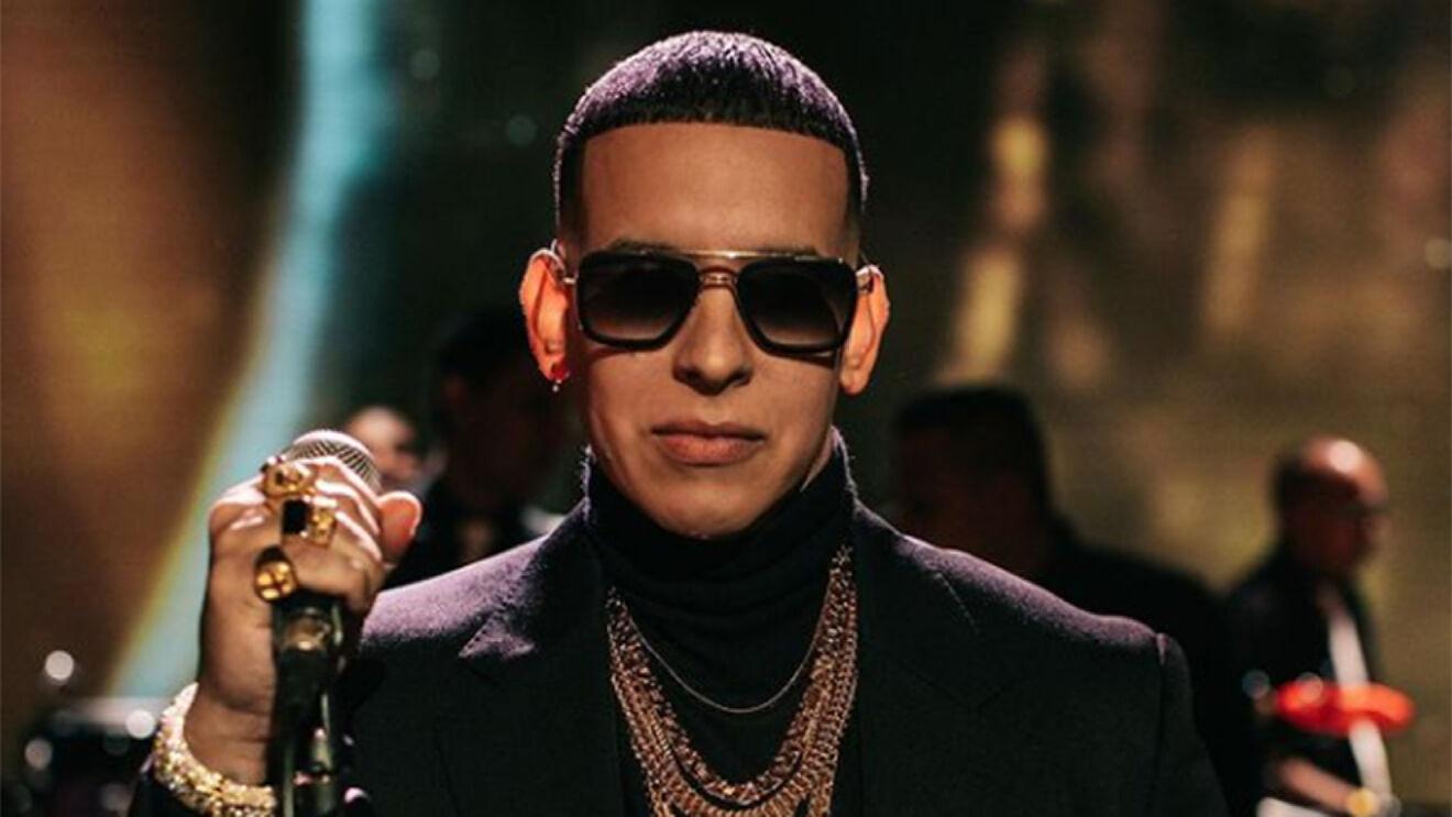 Daddy Yankee elevado al club de los Premios Billboard Salón de la Fama