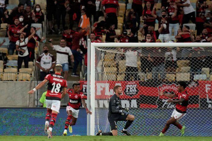 Barcelona cae en el Maracaná en la semifinal de ida de la Libertadores