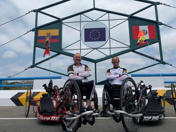 Esteban Ortiz y Patricio Holguín se alistan para el segundo reto