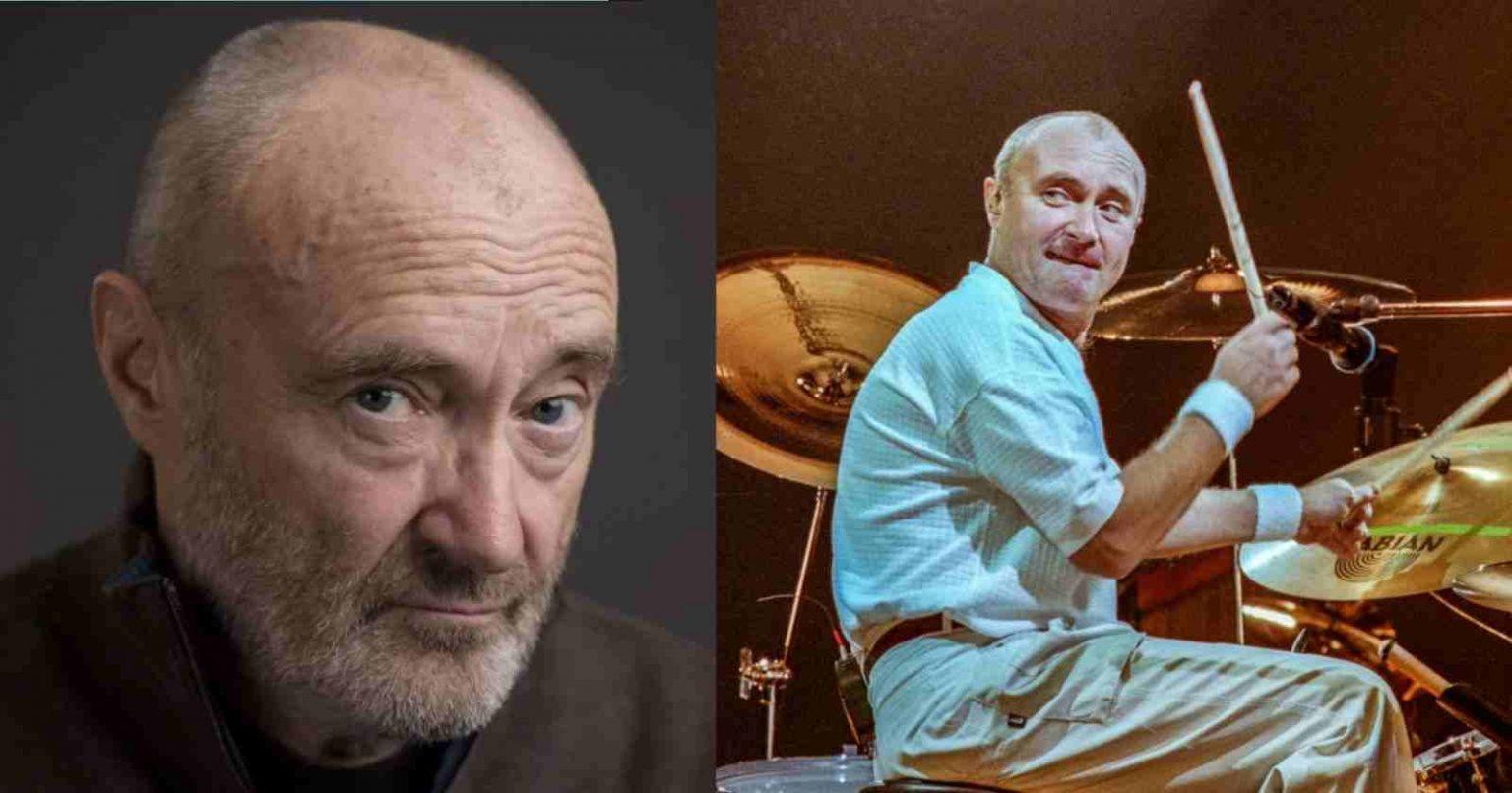 """Phil Collins padece problemas de salud y admite que """"apenas puede sostener"""" las baquetas"""