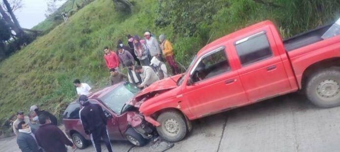 Una persona fallece en un accidente de tránsito en el cantón Biblián, de Cañar