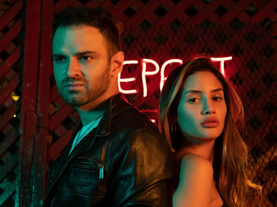 Gianpiero destapa su lado seductor junto a Maga Córdova en 'Tonight' su reciente canción