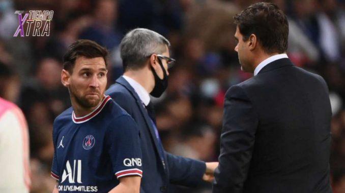 Messi, lesionado, es baja para el próximo partido