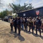Policía encuentra arsenal de Los Choneros en cárcel de Guayaquil