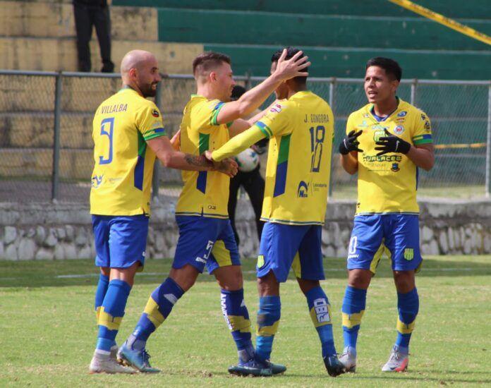¡Histórico! Gualaceo derrota 1-0 al Atlético Santo Domingo y asciende a la Serie A